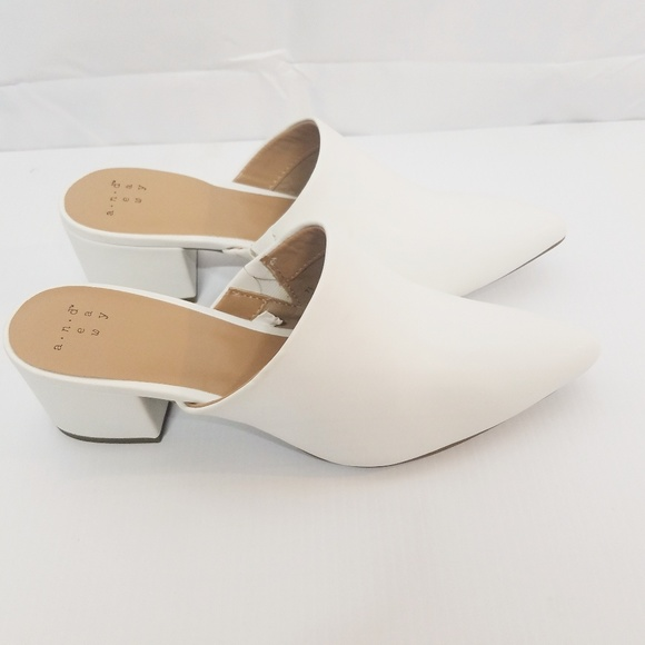edf3328a45cc a new day Shoes - Women s Bianca Pointed Heeled Mules - A New Day